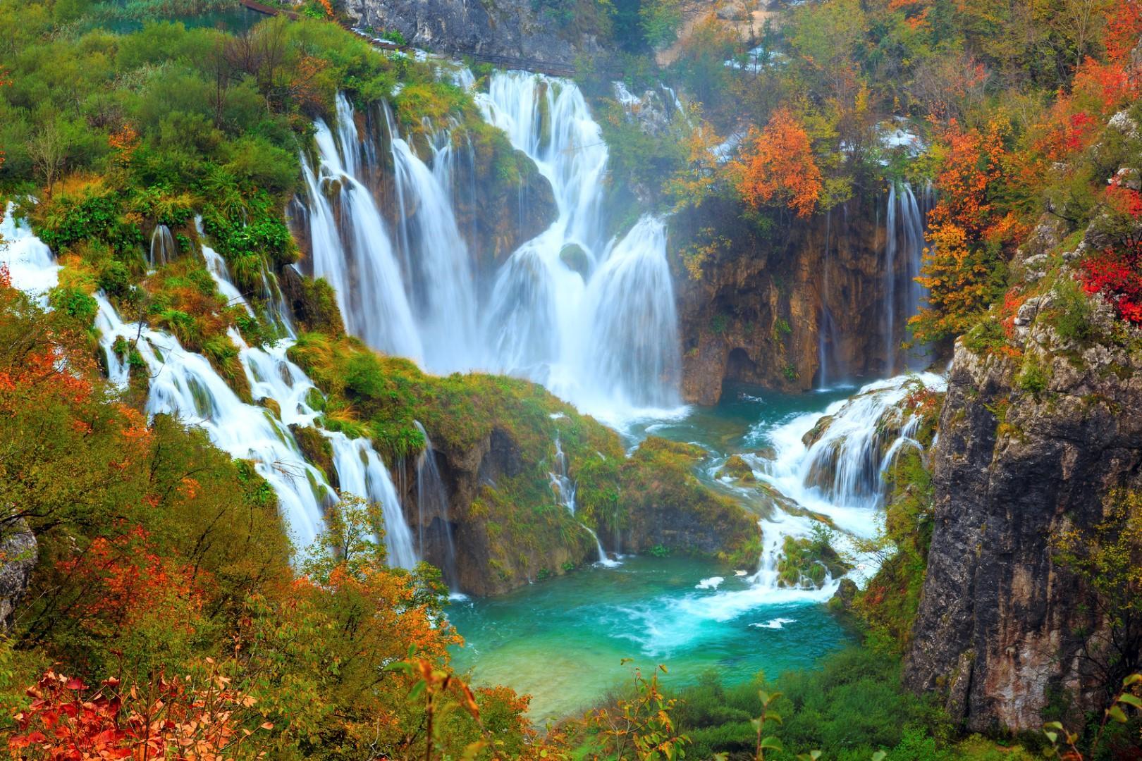 Le cascate pi belle del mondo tempo libero virgilio forum for Le piu belle fotografie