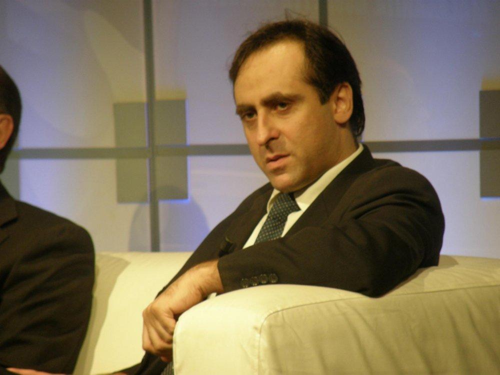 Antonello De Pierro a Canale Italia 1.JPG